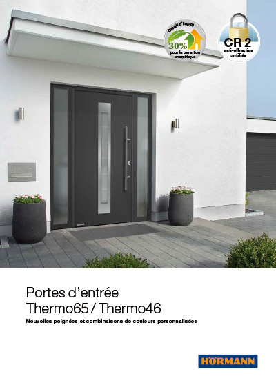 Portes HÖRMANN Thermo